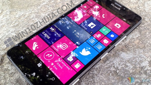 微软商店再次出售Windows10 Mobile Lumia手机