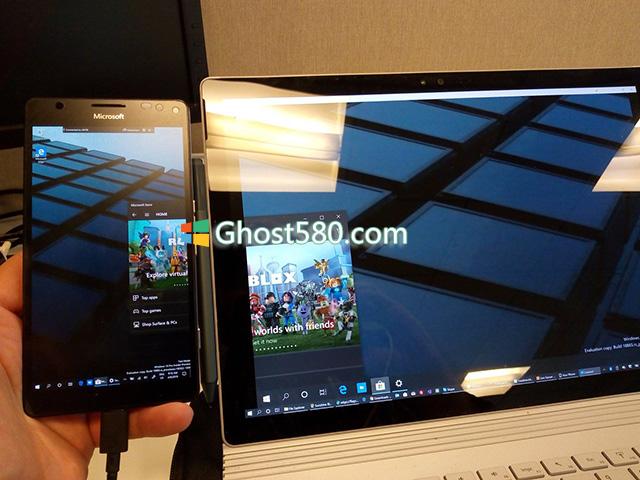 短信现在可与ARM Lumia 950 XL上的Win10配合使用