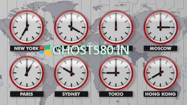 如何向Win10 PC添加多个时钟和时区