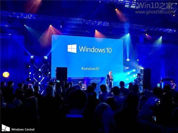为Win10 Mobile/PC,微软伦敦将举办Windows Insider答谢