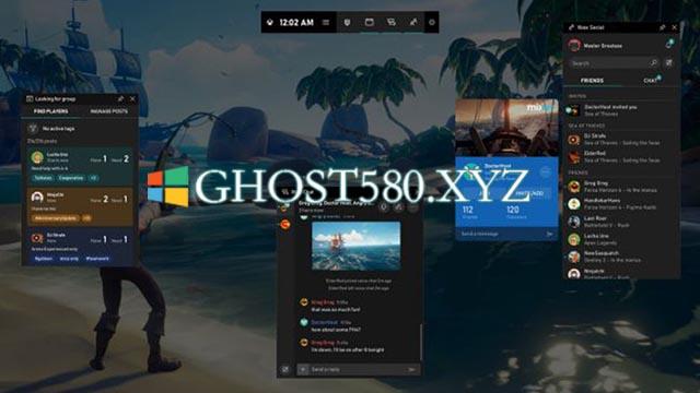 Windows 10游戏界面的新功能