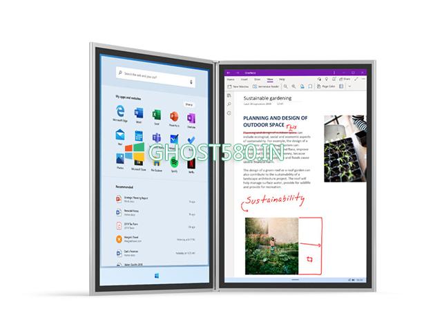 据报道Windows 10 X将具有动态壁纸